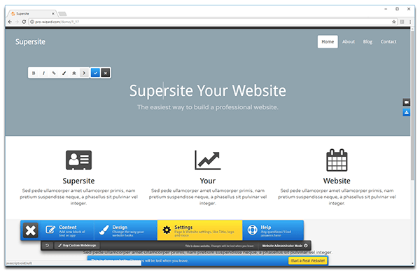Cloud Web Hosting + Website Builder + Free SSL - £3.75 per month!